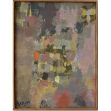 Camille Bryen - Composition 263