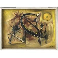 Henri Goetz - Abstract Composition