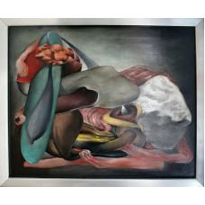 Henri Goetz - Surrealistic Composition