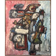 Jacques Doucet - Abstract Composition