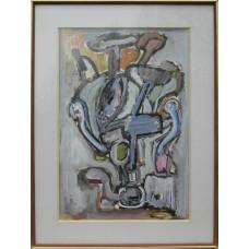 Jacques Doucet - Composition Abstraite