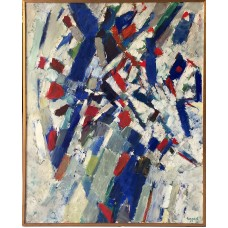 Jacques Germain - Abstract Composition