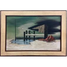 Jean Lurcat - Untitled (Pier)