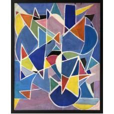 Natalia Dumitresco - Geometrique 1950