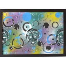 Oscar Gauthier - Composition with Faces